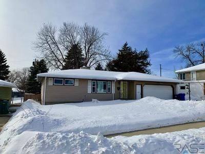 Sioux Falls Single Family Home Active - Contingent Misc: 921 S Conklin Ave