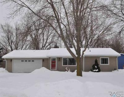 Sioux Falls Single Family Home Active - Contingent Misc: 4216 W Mesa Pass