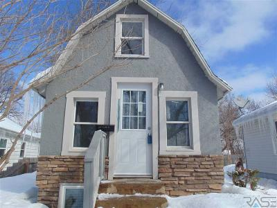 Sioux Falls Single Family Home Active - Contingent Misc: 1504 E 4th St
