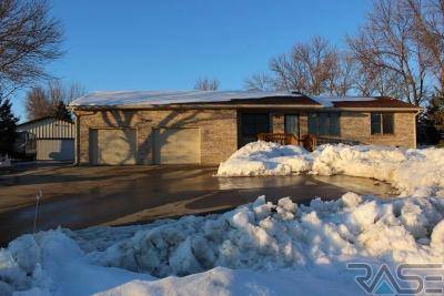 Hartford Single Family Home For Sale: 46422 W 38 Hwy