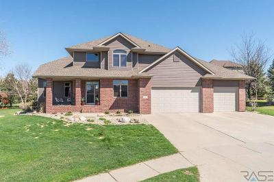 Sioux Falls Single Family Home For Sale: 1504 W Thora Cir