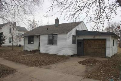 Parker Single Family Home For Sale: 276 E 3rd St