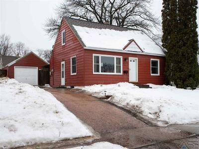 Sioux Falls Single Family Home Active - Contingent Misc: 1613 S Frederick Dr