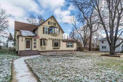 Sioux Falls Single Family Home For Sale: 1800 S Norton Ave