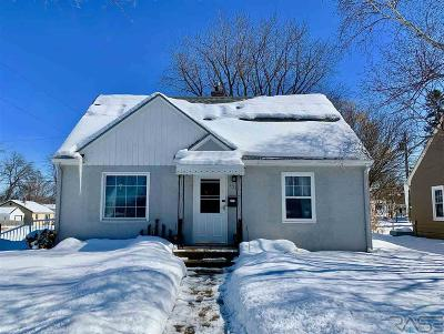 Sioux Falls Single Family Home Active - Contingent Misc: 1200 S Willow Ave