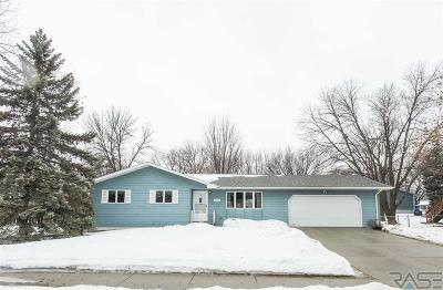 Sioux Falls Single Family Home For Sale: 2805 S Kingswood Way