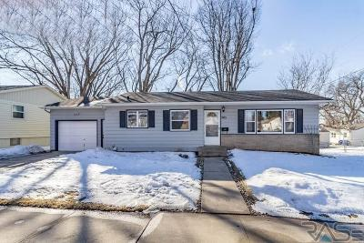 Sioux Falls Single Family Home Active - Contingent Misc: 505 S Sneve Ave