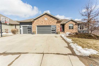 Sioux Falls Single Family Home For Sale: 2904 W Cinnamon Cir