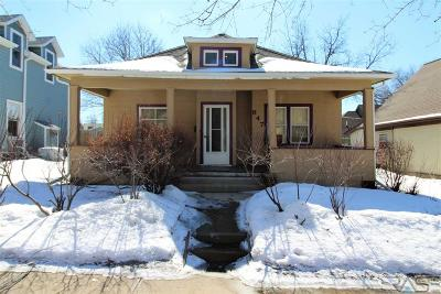 Sioux Falls Single Family Home For Sale: 847 W 8th St