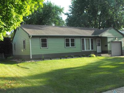 Sioux Falls Single Family Home For Sale