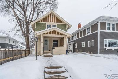 Sioux Falls Single Family Home Active - Contingent Misc: 102 S Euclid Ave