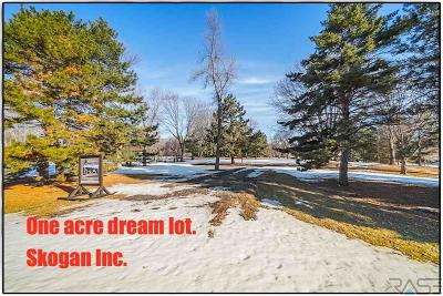 Sioux Falls Residential Lots & Land For Sale: 3212 E Old Orchard Trl