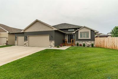 Sioux Falls Single Family Home Active-New: 8204 S Ruger Ave