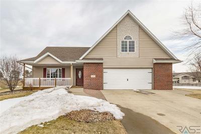 Sioux Falls Single Family Home Active-New: 4928 S Kalen Pl