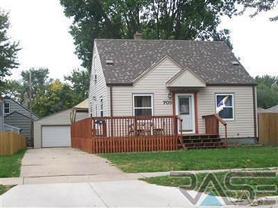 Sioux Falls Single Family Home For Sale: 705 W 37th St