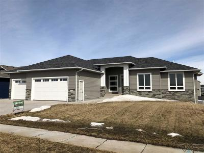 Sioux Falls Single Family Home Active-New: 2816 S Moss Stone Ave