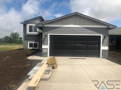 Single Family Home For Sale: 8012 W 65th St