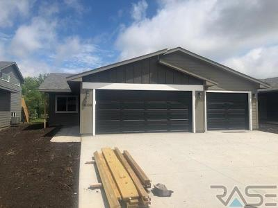 Single Family Home For Sale: 8008 W 65th St
