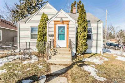 Sioux Falls Single Family Home For Sale: 231 N West Ave