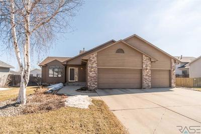 Sioux Falls Single Family Home Active - Contingent Home: 6508 S Crane Ave