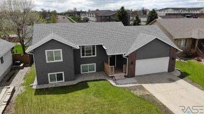 Sioux Falls Single Family Home For Sale: 5001 E Newcastle St