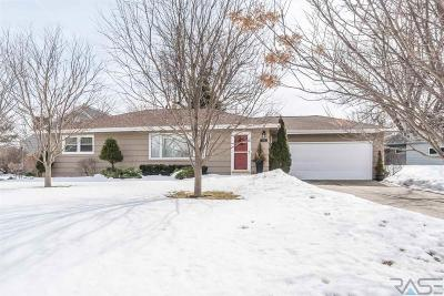 Sioux Falls Single Family Home For Sale: 2301 S Carter Pl