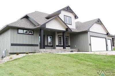 Sioux Falls Single Family Home Active-New: 1121 S Torrey Pine Ln