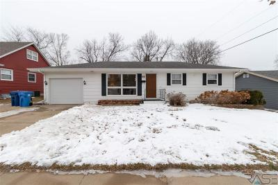 Sioux Falls Single Family Home For Sale: 2501 E 17th St