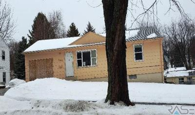 Sioux Falls SD Single Family Home Active-New: $90,100