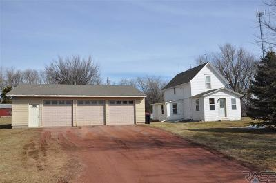 Single Family Home For Sale: 48768 261st St