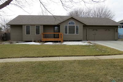 Brandon Single Family Home Active - Contingent Misc: 209 Chicory Dr
