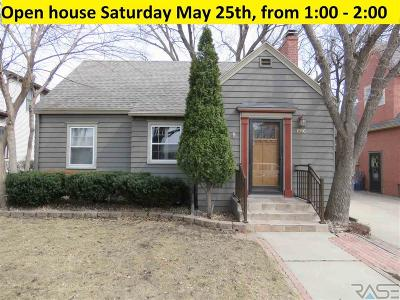 Single Family Home For Sale: 1916 S Center Ave