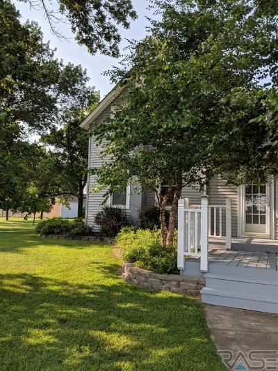 Parker Single Family Home For Sale: 877 E 1st St