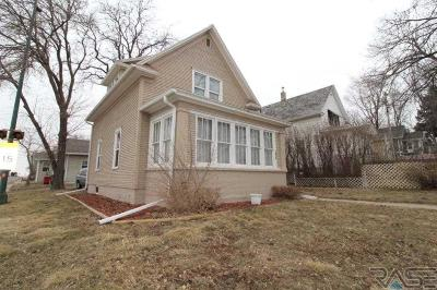 Sioux Falls Single Family Home For Sale: 1420 W 10th St