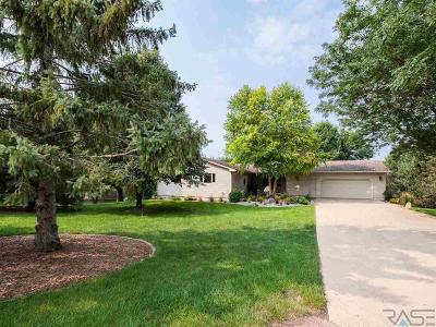 Sioux Falls Single Family Home For Sale: 1409 S Street Car Pl