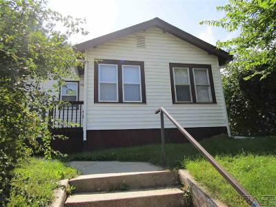 Sioux Falls Single Family Home Active - Contingent Home: 1603 W 10th St