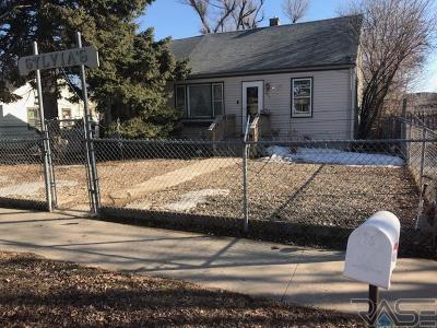 Sioux Falls Single Family Home Active - Contingent Misc: 209 W 43rd St