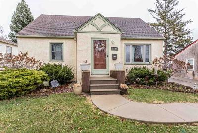 Sioux Falls Single Family Home For Sale: 2704 S Duluth Ave