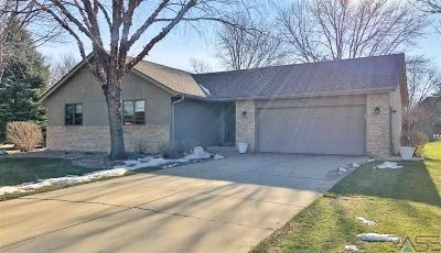 Sioux Falls Single Family Home For Sale: 3201 Micah Ln