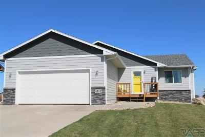 Sioux Falls Single Family Home For Sale: 4112 S Outfield Ave