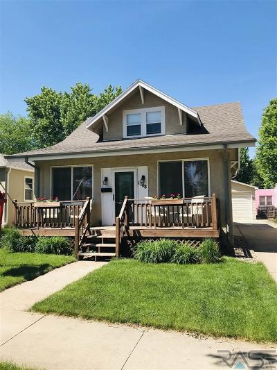 Sioux Falls Single Family Home For Sale: 1708 W 22nd St