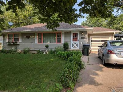Sioux Falls Single Family Home For Sale: 2008 S Jefferson Ave