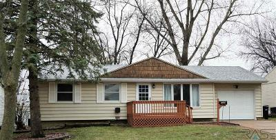 Sioux Falls Single Family Home Active - Contingent Misc: 1509 S Annway Dr
