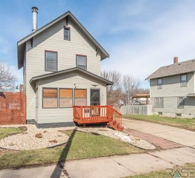 Sioux Falls Single Family Home For Sale: 417 N Walts Ave