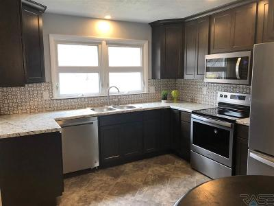 Sioux Falls Single Family Home For Sale: 2217 W 18th St