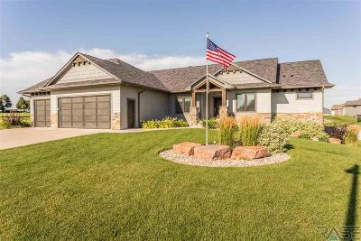 Sioux Falls SD Single Family Home For Sale: $595,000