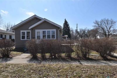Sioux Falls Single Family Home Active - Contingent Misc: 1501 E 7th St