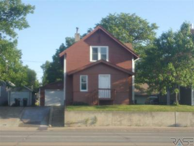 Sioux Falls Single Family Home For Sale: 1509 W 12th St