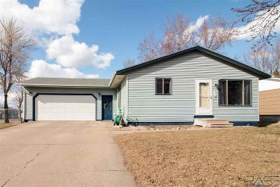 Sioux Falls Single Family Home For Sale: 4616 E 16th St
