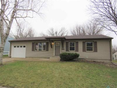 Sioux Falls Single Family Home Active - Contingent Misc: 1005 S Cloudas Ave